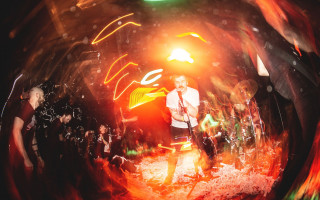 Koncert kapel Rabies & Decultivate pro Kabinet MÚZ #kulturažije