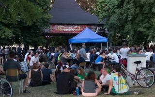 Letní festival u Slavie