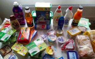 Podpořme rodiče samoživitele nákupem potravin