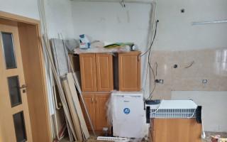 Obnova rodinného domu rodiny Kollárových, které zasáhlo tornádo