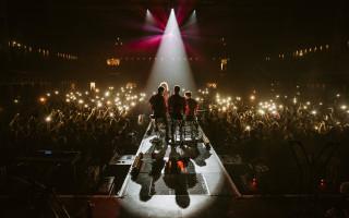 MYDY - koncertní z Forum Karlín