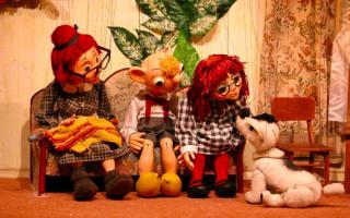 Peníze na dřevo! podpořme pana Spejbla, Hurvínka a jejich divadlo #kulturažije