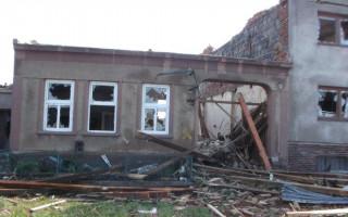 Pomoc mamince Marii Strejčkové, které tornádo zničilo dům