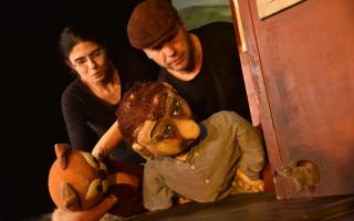 Podpořme nezávislé loutkové Divadlo Dokola #kulturažije