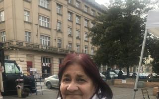 Pomozme paní Ireně ulehčit situaci spojenou se změnou bydlení