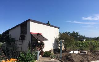 Pomoc Katce Urbanové - po zásahu tornádem v Mikulčicích