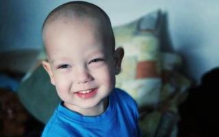 Honzík bojuje s leukemií, potřebuje Vaši pomoc