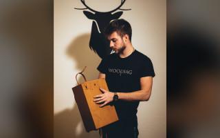 Podpořme výrobce batohů WoodBag