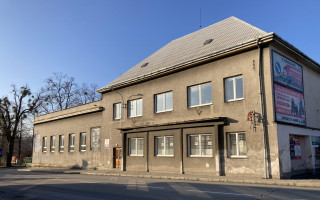 Rekonstrukce jeviště sokolovny ve Valašském Meziříčí