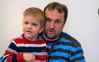 Za asistenta pro Ríšu večer s Karlem Zimou - Ríša s tatínkem