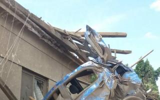Pomoc pro rodinu Lazurových z Hrušek, které zasáhlo tornádo
