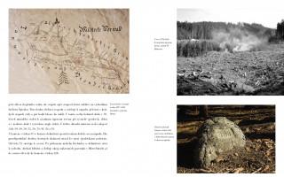 1.Hranice desfourských lesů na velkostatku Smržovka