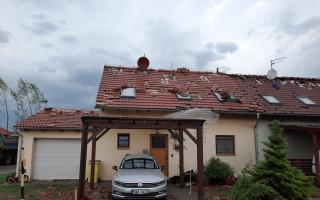 Pomoc pro našeho kolegu, Martina Hrubého, kterému dům poničilo tornádo