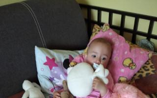 Pro Pavlínku, která bojovala s leukémií