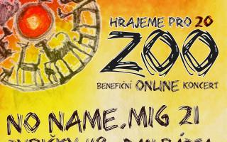 Hrajeme pro 20 ZOO: benefiční online koncert