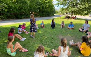 Taneční tábor, zážitek, který podporuje děti, které to potřebují