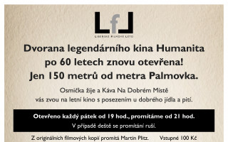 Libeňské filmové léto