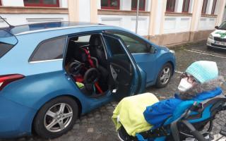 Pomozme Florimu s mobilitou po úrazu, který měl pro něj fatální důsledky