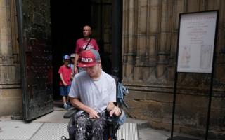Pomoc pro Petra, který před několika lety málem utonul