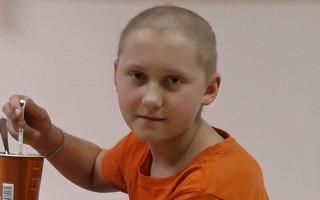 Aby se onkologicky nemocnému Davidovi žilo lépe v domácím prostředí
