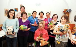 Podpořte dívčí katolickou střední školu pomáhající dívkám a ženám s hendikepem
