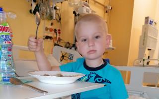 Pro Filípka léčícího se s leukemií a jeho lepší život