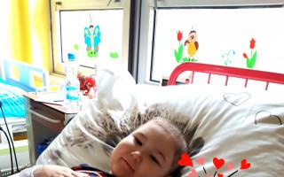 Pomoc pro Martínka, který bojuje s akutní lymfoblastickou leukémií