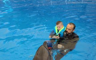 Přispějme na delfinoterapii pro bojovníka Sebíka