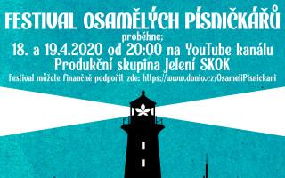 Podpořte online Festival Osamělých písničkářů #kulturažije