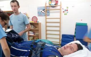 Přispějme Lukášovi na motodlahu, která mu pomůže k lepšímu pohybu