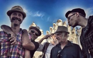 Live deska francouzské kapely Dizzy Gilagio