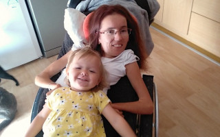 Osobní asistence pro Hanku a její dceru Natálku