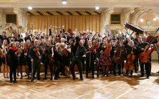 Síla společné harmonie Novoměstské filharmonie