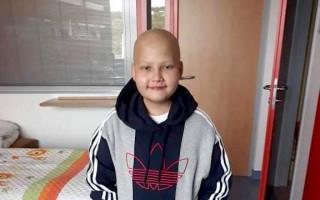 Udělali jste radost Alexovi, který má za sebou náročnou sedmiletou léčbu