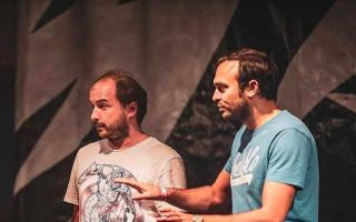 Improvizační show dua Blumaier a Stankov #kulturažije