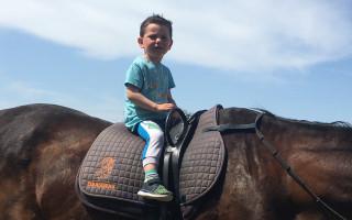 Pomoc mamince Leoně s financováním asistentů pro syny s autismem