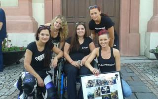 Bezbariérové zázemí pro vozíčkáře v Handicap Fitness