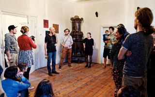 Podpořme společně kulturně komunitní prostor KAFARA #kulturažije