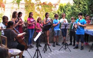 Obnova hudebního sálu v centru Litoměřic