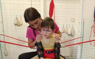Neurorehabilitace pro Kačenku s DMO
