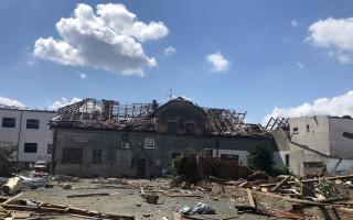 Pomoc pro Anetu Stibůrkovou, a její rodinu, kterým tornádo zničilo 5 domů v rodině