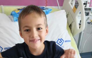Usnadněme Domíkovi život po transplantaci kostní dřeně