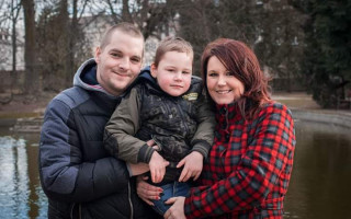 Složili jste se na nové bydlení pro Ondráška a rodinu