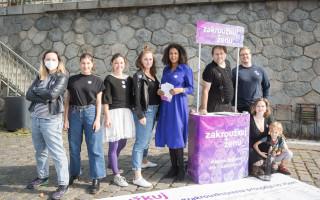 Kampaň Zakroužkuj ženu