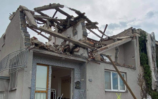 Pomoc pro rodinu Pospíšilovu z Lužic - tornádo vzalo vše