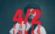 Online koncerty Lukáše Marečka