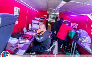 Interaktivní mobilní učebna první pomoci