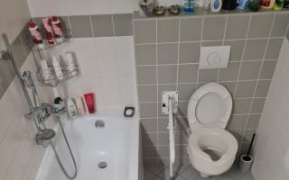 Nová koupelna ulehčí Ivaně život