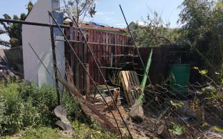Pomoc pro rodinu Hřebačkovu, které tornádo poničilo domov