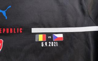 Podpořte s námi NF dětské onkologie KRTEK a získejte dres Tomáše Vaclíka